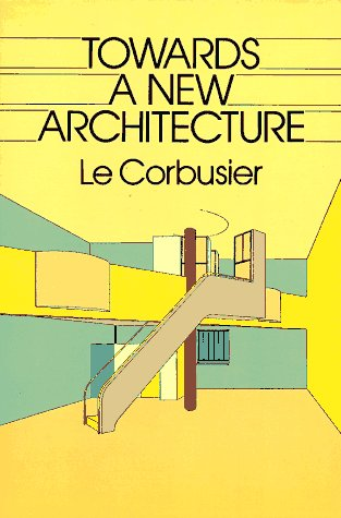 Towards a New Architecture 9780486250236