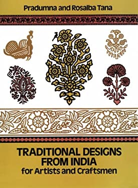 Traditional Designs from India 9780486241296