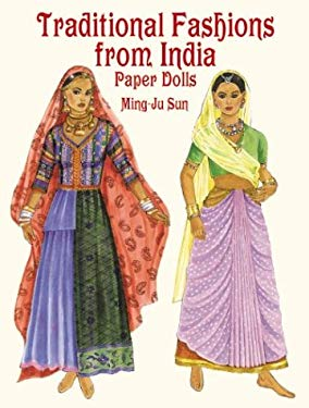 Traditional Fashions from India Paper Dolls 9780486413280
