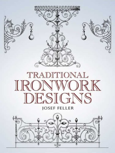 Traditional Ironwork Designs 9780486443621