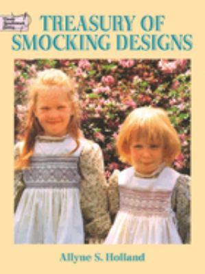 Treasury of Smocking Designs 9780486249919