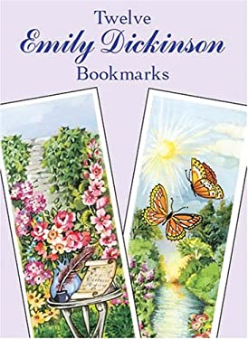 Twelve Emily Dickinson Bookmarks 9780486427522