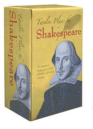 Twelve Plays by Shakespeare: The Essential Shakespeare Plays in Twelve Individual Volumes 9780486443362