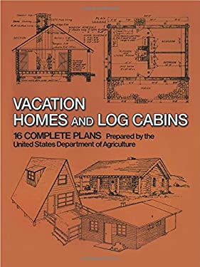 Vacation Homes and Cabins 9780486236315