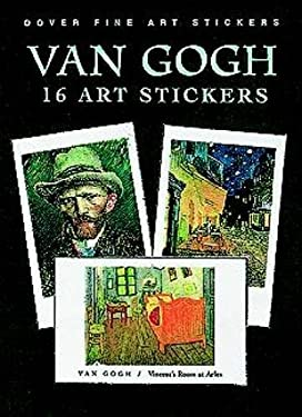 Van Gogh: 16 Art Stickers 9780486403953
