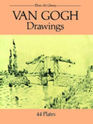 Van Gogh Drawings: 44 Plates 9780486254852