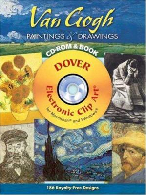 Van Gogh Paintings & Drawings [With CDROM] 9780486998343