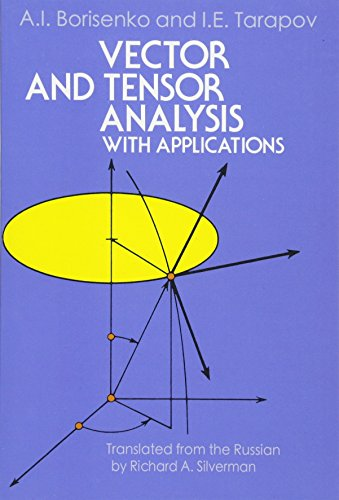 Vector and Tensor Analysis with Applications 9780486638331