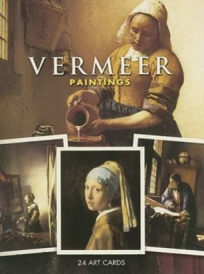Vermeer Paintings: 24 Art Cards 9780486451060