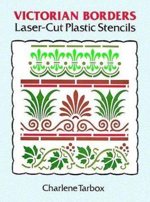 Victorian Borders Laser-Cut Plastic Stencils by Charlene