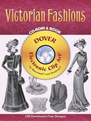 Victorian Fashions [With CD-ROM] 9780486996608