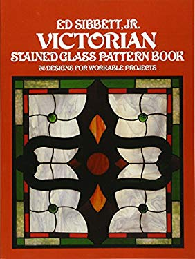 Victorian Stained Glass Pattern Book 9780486238111