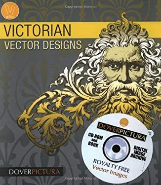 Victorian Vector Designs 9780486990255