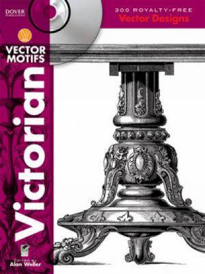 Victorian Vector Motifs 9780486991429