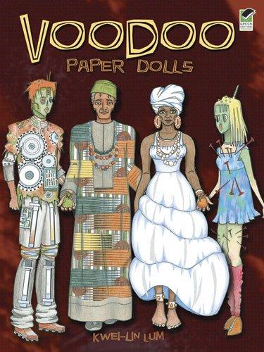 Voodoo Paper Dolls 9780486477855