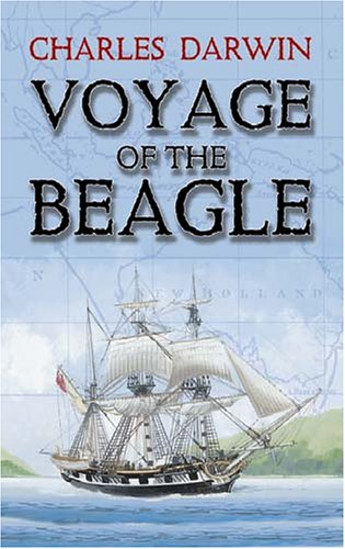 Voyage of the Beagle 9780486424897