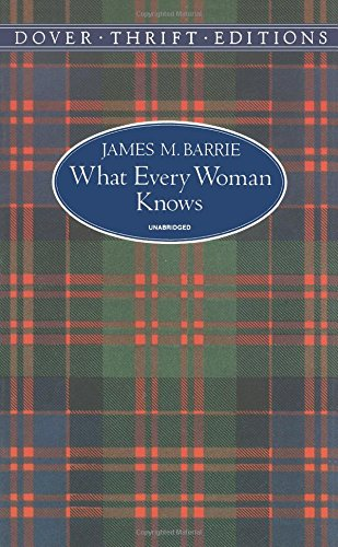 What Every Woman Knows 9780486295787