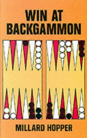 Win at Backgammon 9780486228945