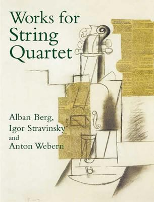 Works for String Quartet 9780486442921