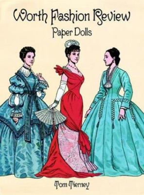 Worth Fashion Review Paper Dolls 9780486293967