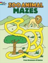 Zoo Animal Mazes 1603405