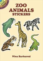 Zoo Animals Stickers 1597266