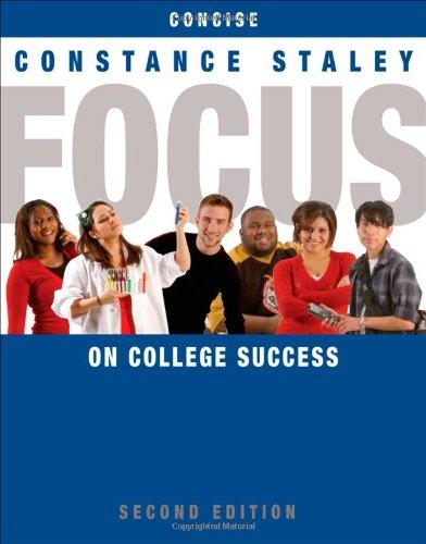 Focus on College Success 9780495906421