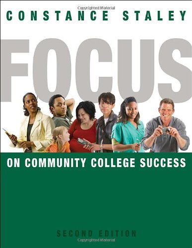 Focus on Community College Success 9780495906438