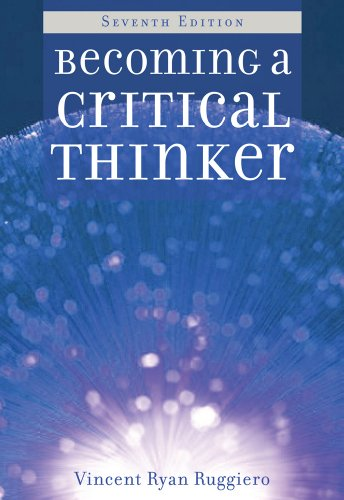 Becoming a Critical Thinker 9780495909057
