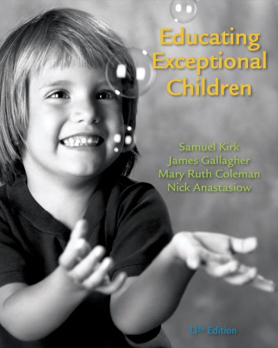 Educating Exceptional Children 9780495913603
