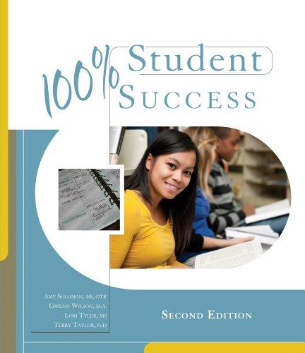 100% Student Success 9780495913726
