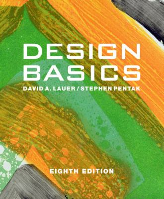 Design Basics (with Art Coursemate with eBook Printed Access Card) 9780495915775