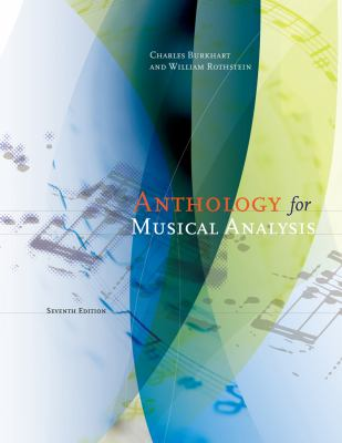 Anthology for Musical Analysis 9780495916079
