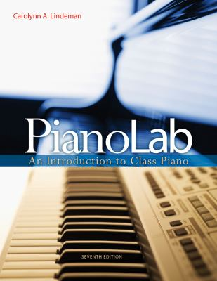 PianoLab: An Introduction to Class Piano [With Free Web Access] 9780495917038