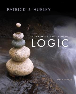 A Concise Introduction to Logic 9780495503835