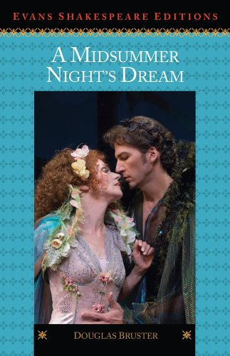 A Midsummer Night's Dream: Evans Shakespeare Editions 9780495911197