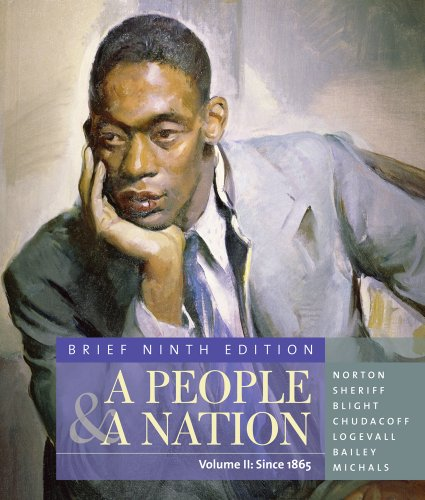 A People and a Nation: A History of the United States, Brief Edition, Volume I Mary Beth Norton, Carol Sheriff, David W. Blight and Howard Chudacoff