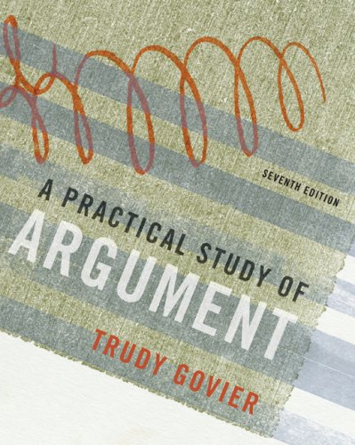 A Practical Study of Argument 9780495603405