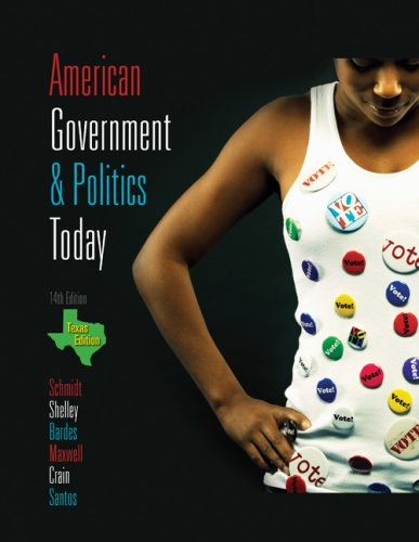 American Government & Politics Today, Texas 9780495568414