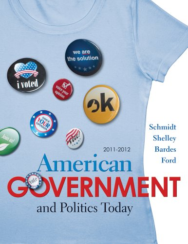 American Government and Politics Today 9780495910664