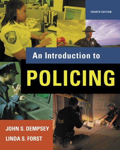 An Introduction to Policing 9780495095453
