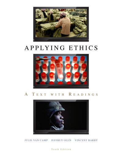 Applying Ethics: A Text with Readings [With Paperback Book] 9780495807957