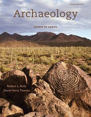 Archaeology: Down to Earth 9780495814092