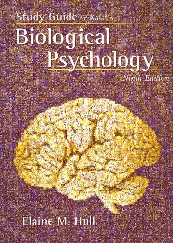 Biological Psychology Worksheet   Kimberly Burrow ...