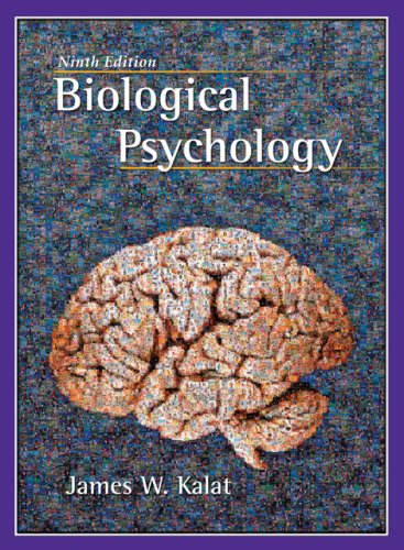 Biological Psychology [With CDROM] 9780495090793