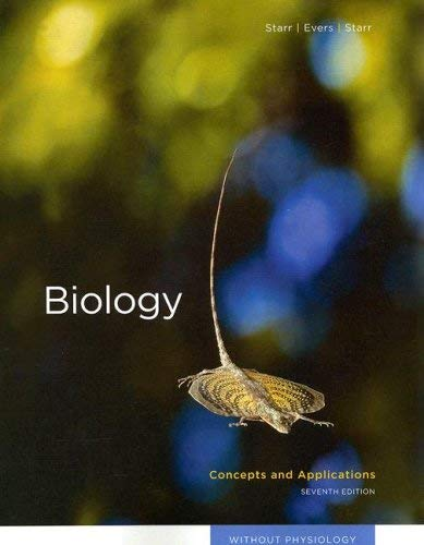 Biology Without Physiology: Concepts and Applications - 7th Edition
