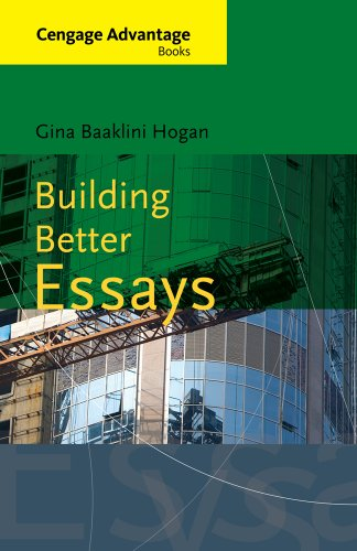 Building Better Essays 9780495905172