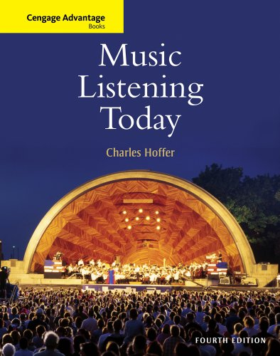 Music Listening Today [With CD (Audio)] 9780495916147