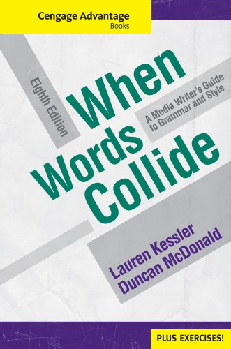 Cengage Advantage Books: When Words Collide (with Student Workbook) 9780495901440