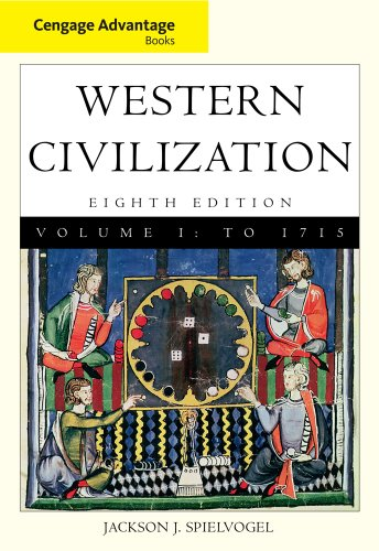 Western Civilization, Volume I: To 1715 9780495913290